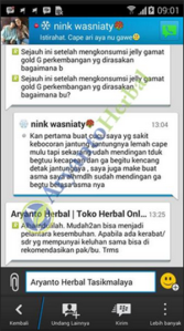 testi bocor jantung as